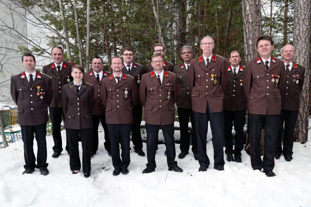 Ausschuss FF Ötztal Bahnhof